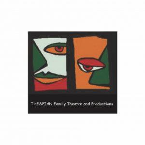 Thespian family Logo